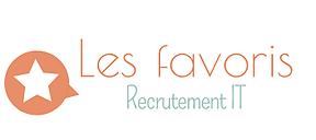 Logo Les Favoris, recrutement IT